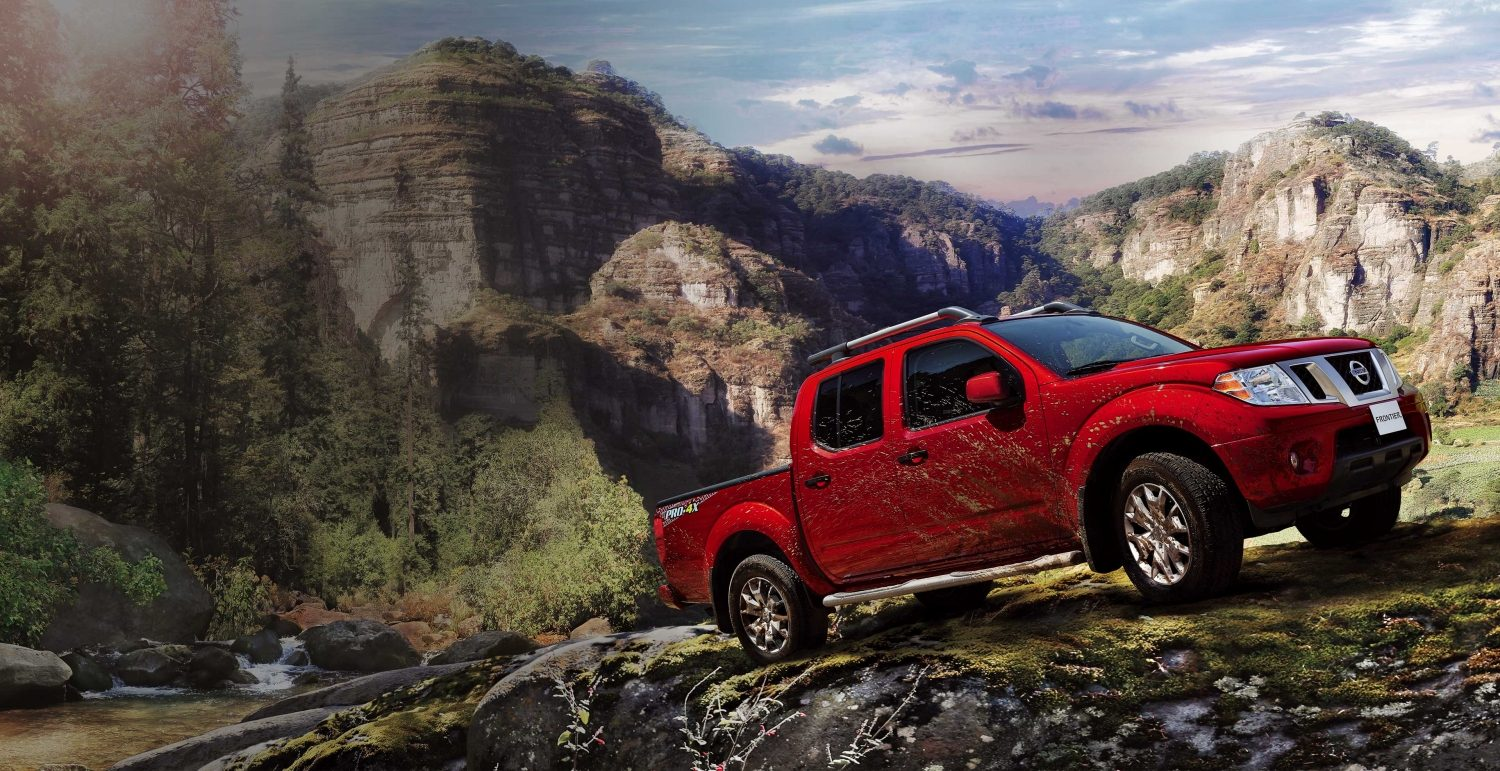 Nissan Frontier Pro 4x Nissan Mexico Pick Up