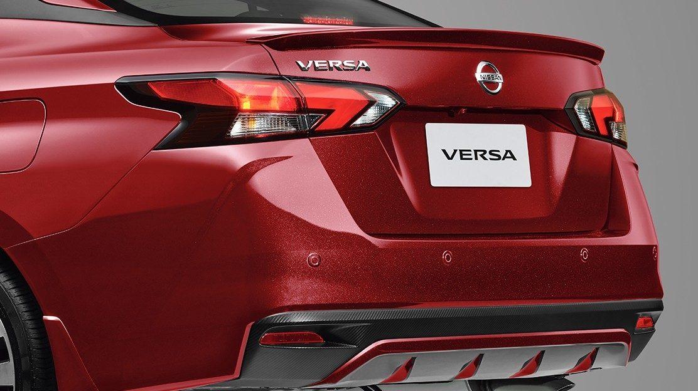 Nissan Versa Accesorios