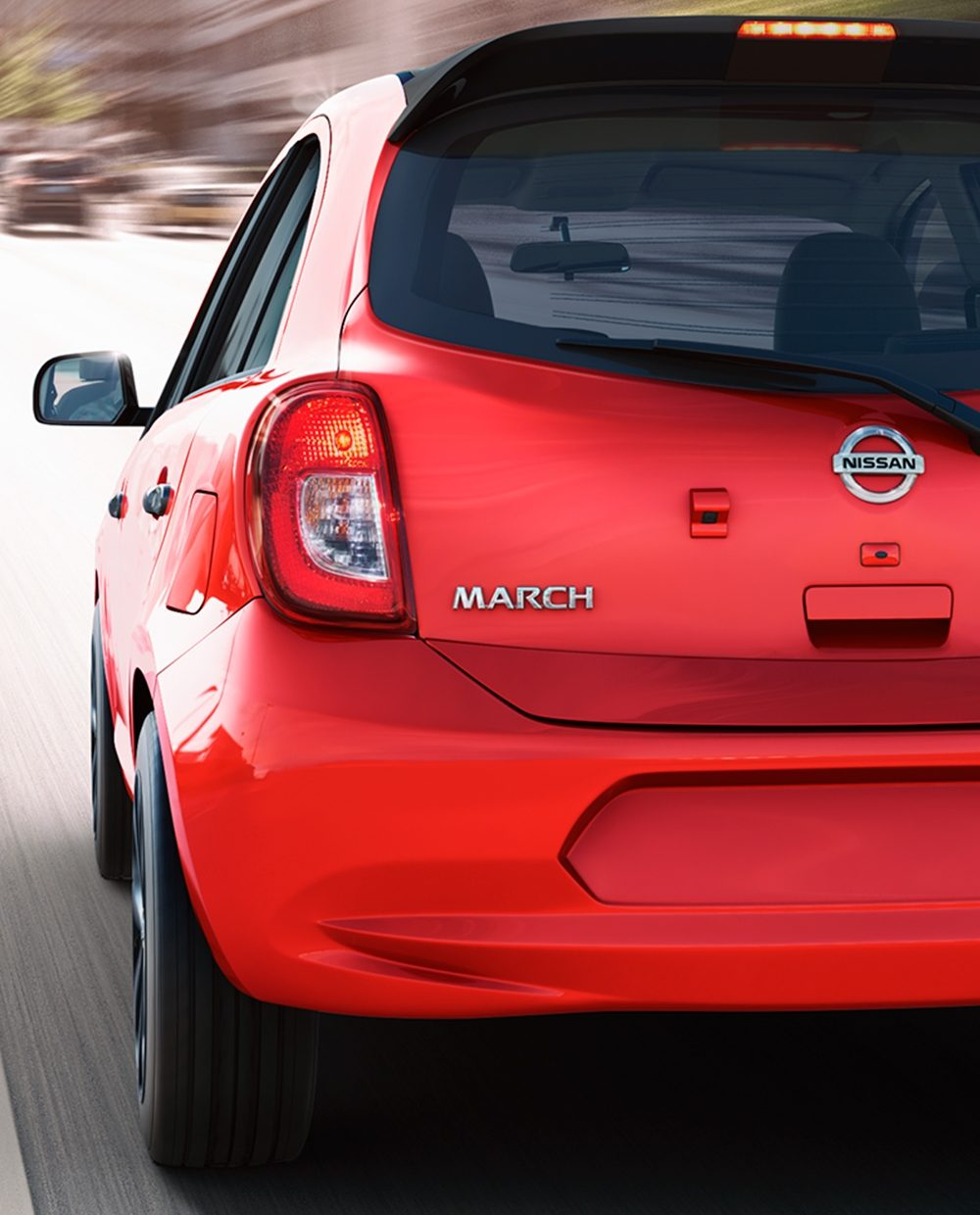 March Nissan Mexico