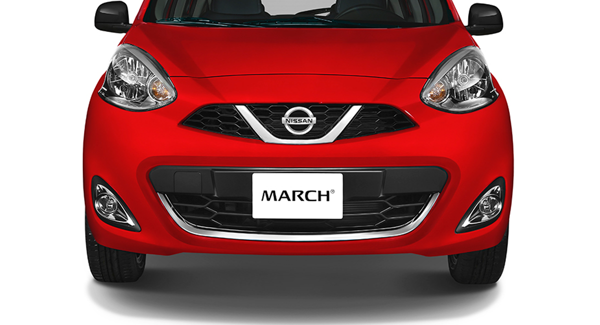 Nissan March Exterior